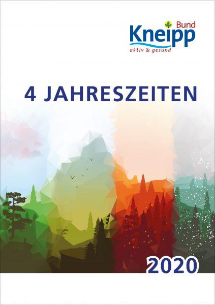 Gesundheitsjahrbuch - 4 Jahreszeiten 2020