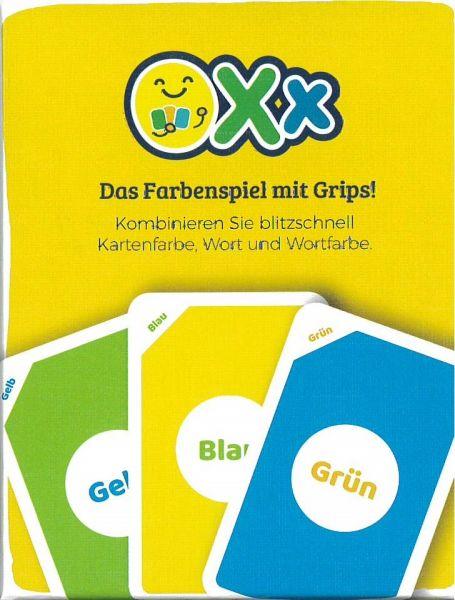 OXx - Das Farbenspiel mit Grips!