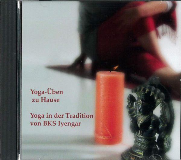 CD - Yoga-Üben zu Hause