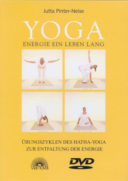 DVD - Yoga - Energie ein Leben lang