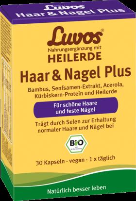Luvos Heilerde Haar & Nagel Plus