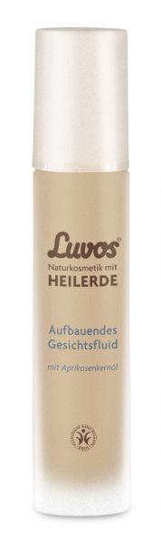 Luvos Heilerde Gesichtsfluid ungetönt 50 ml