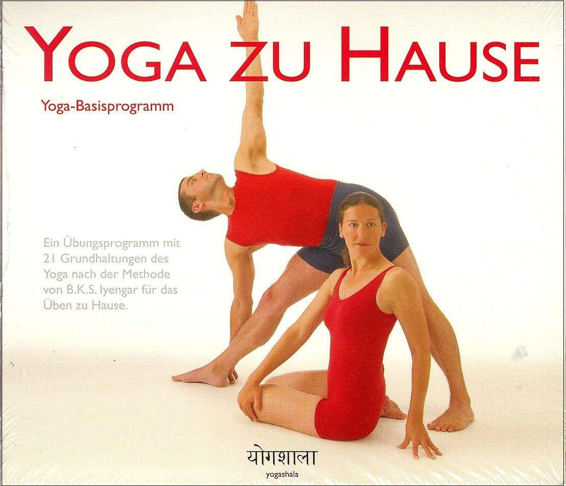 CD - Yoga zu Hause | Yoga | Buchempfehlungen für Seminare der Seb ...