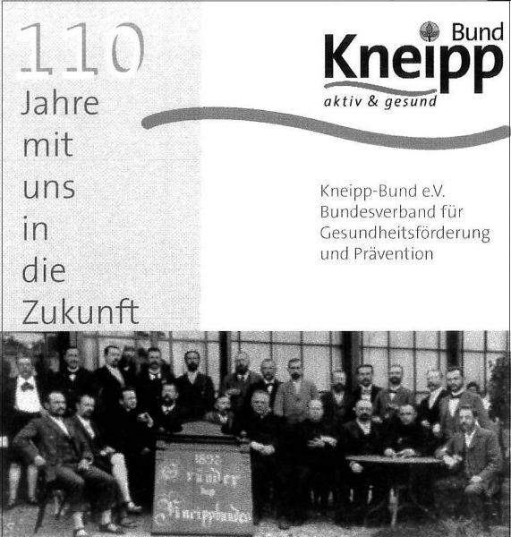 110 Jahre Kneippbund
