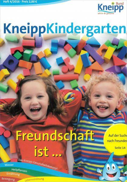 """Kneipp-Kindergarten """"Freundschaft ist ..."""""""