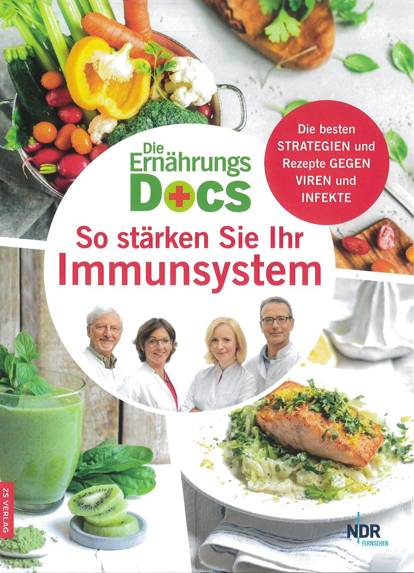 Ernährungsdocs Bücher
