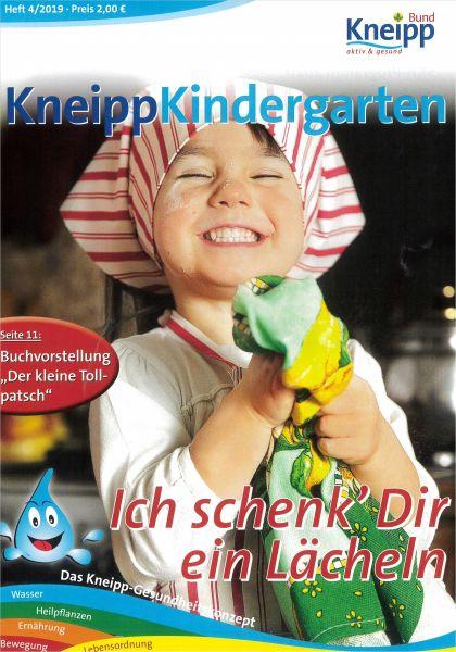 """Kneipp-Kindergarten """"Ich schenk' Dir ein Lächeln"""