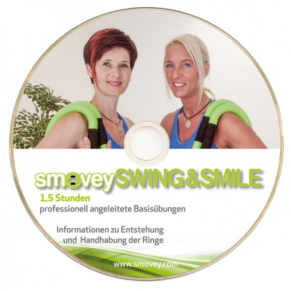 DVD - smoveySWING&SMILE
