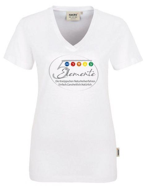 """Damen-T-Shirt """"5 Elemente"""""""