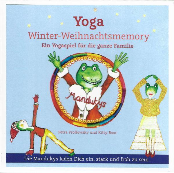 Mandukys - Yoga Winter-Weihnachtsmemory