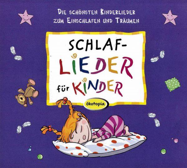 CD - Schlaflieder für Kinder