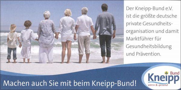 """Flyer """"Mitgliederwerbung"""""""