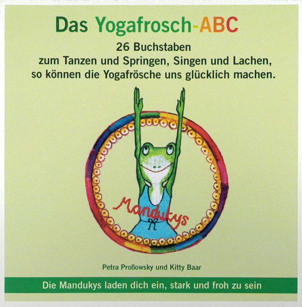 Mandukys - Das Yogafrosch-ABC