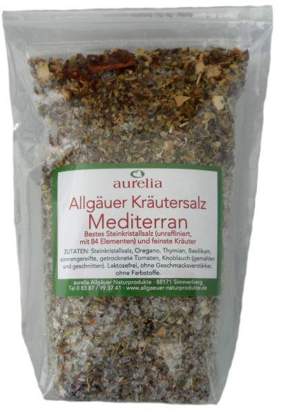 aurelia - Allgäuer Kräutersalz Mediterran