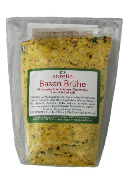 aurelia - Basen Brühe