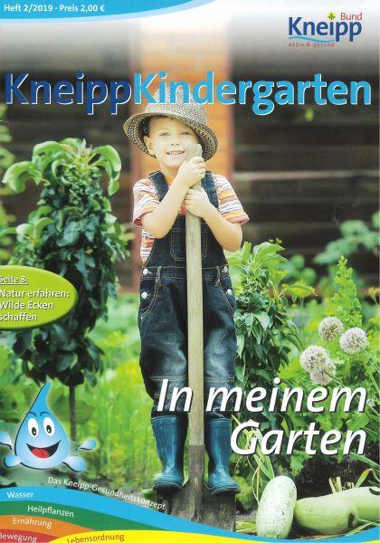 """Kneipp-Kindergarten """"In meinem Garten"""""""