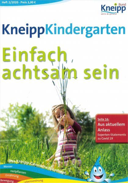 """Kneipp-Kindergarten """"Einfach achtsam sein"""""""