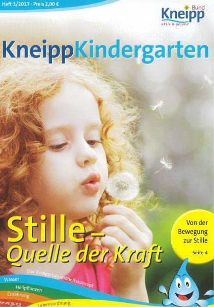 """Kneipp-Kindergarten """"Stille - Quelle der Kraft"""""""