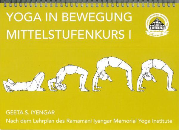 Yoga in Bewegung - Mittelstufenkurs I