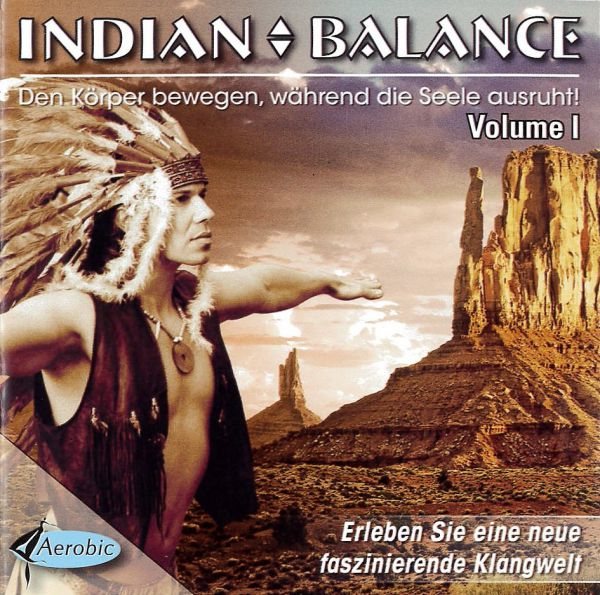 CD - Indian Balance® - Magic Wakanda