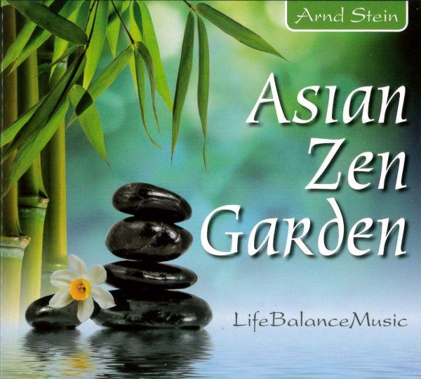CD - Asia Zen Garden
