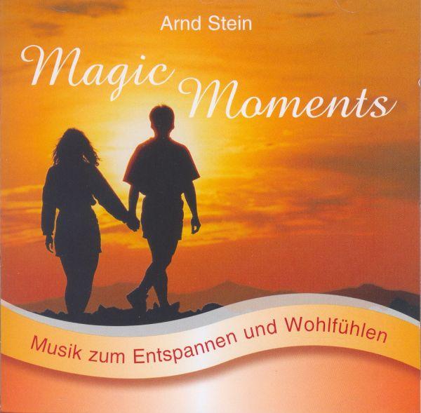CD - Magic Moments