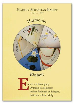 """Plakat """"Harmonie - Einheit"""""""