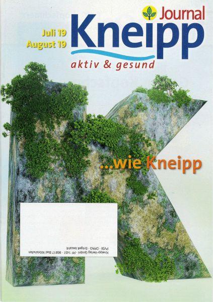 "Abonnement ""Kneipp-Journal"""