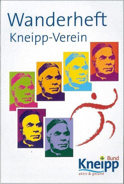 Wanderheft Kneipp-Verein