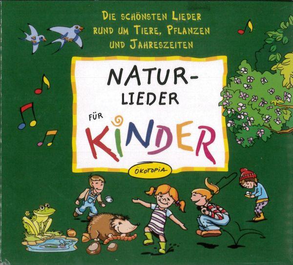 CD - Naturlieder für Kinder