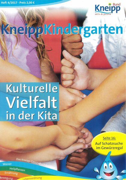 """Kneipp-Kindergarten """"Kulturelle Vielfalt in der Kita"""""""