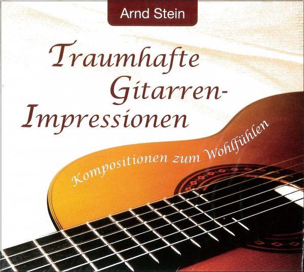 CD - Traumhafte Gitarrenimpressionen