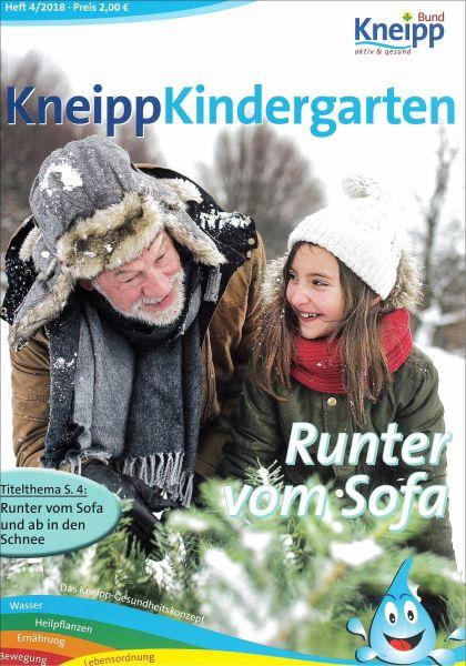 """Abonnement """"Kneipp-Kindergarten"""""""