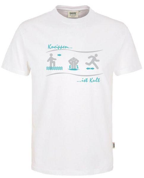 """T-Shirt """"Kneippen ist Kult"""""""