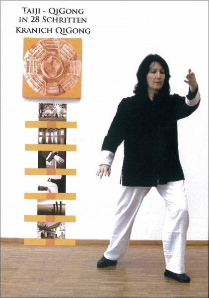 DVD - Taiji - QiGong in 28 Schritten / Kranich QiGong