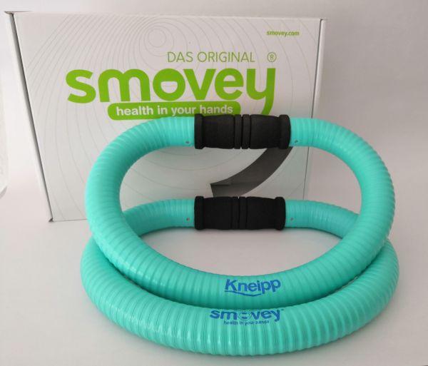 "smovey Vibroswing Ringe - ""Kneipp"" türkis"