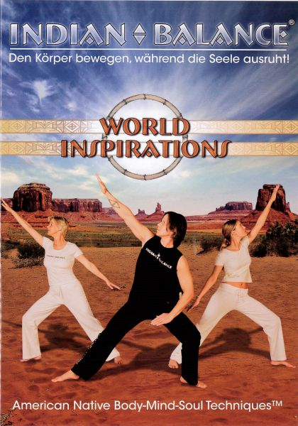 DVD - Indian Balance® - World Inspirations