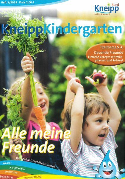 """Kneipp-Kindergarten """"Alle meine Freunde"""""""
