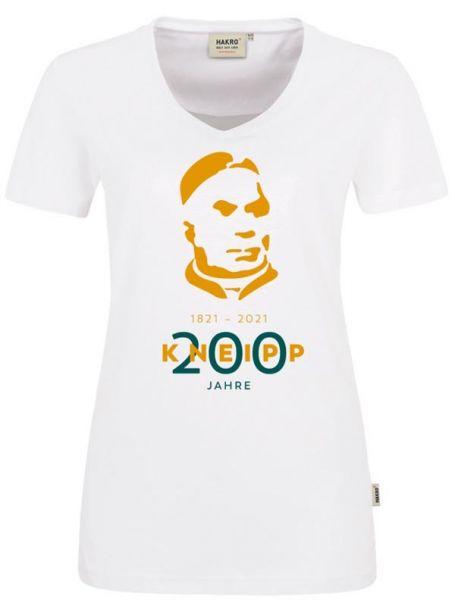 """Damen-T-Shirt """"2021"""""""