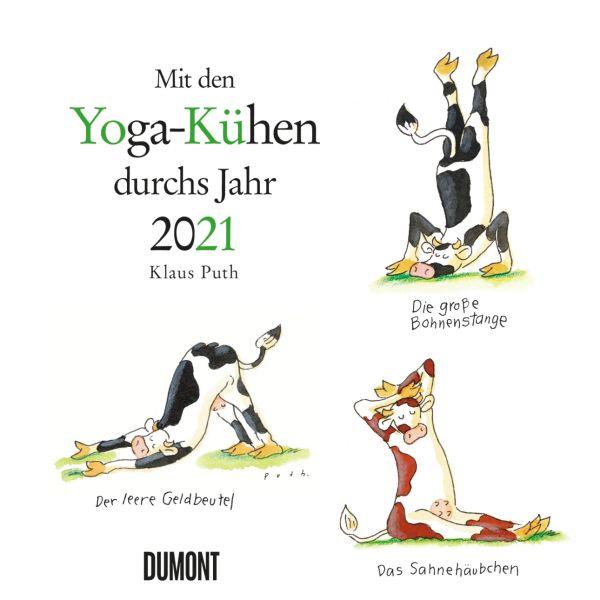 Mit den Yoga-Kühen durchs Jahr 2021