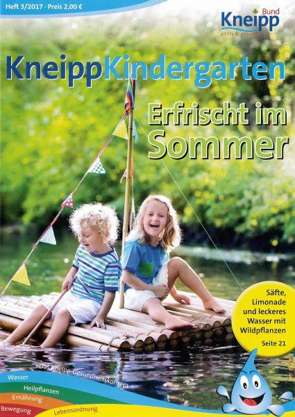 """Dauer-Abonnement """"Kneipp-Kindergarten"""""""