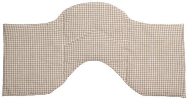 Schulterkissen 4-Kammer-Körnerkissen