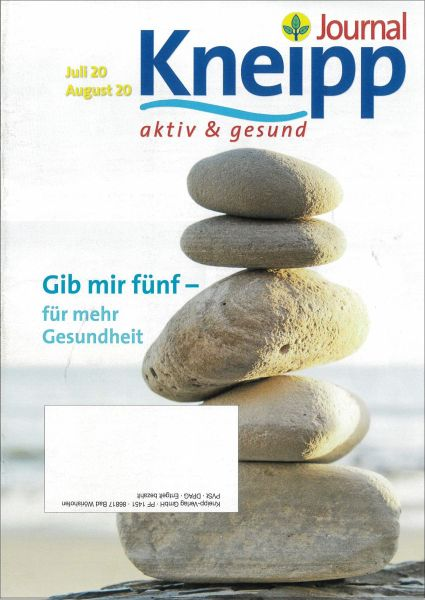 Kneipp-Journal - Einzelheft