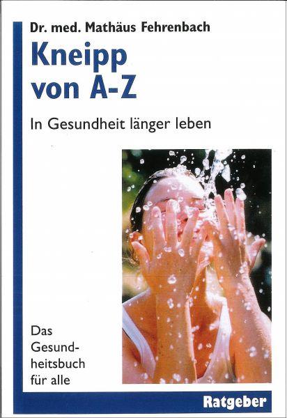 Kneipp von A-Z
