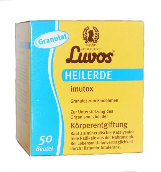 Luvos Heilerde imutox - Beutel
