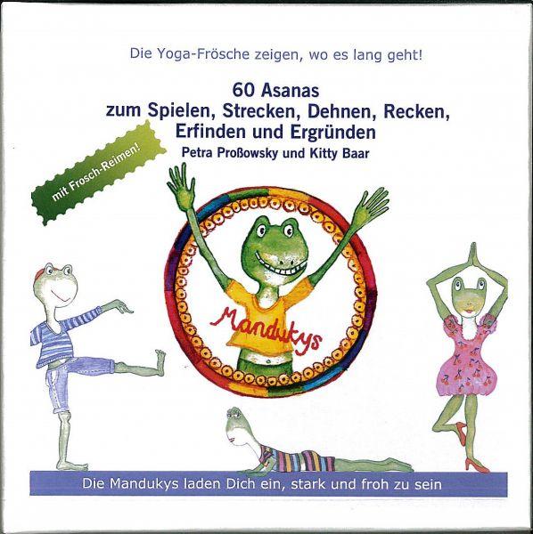 Manduky - Yoga-Karten für Kinder