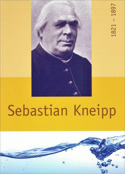 Broschüre Sebastian Kneipp
