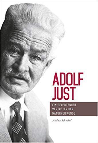 Adolf Just - Biografie
