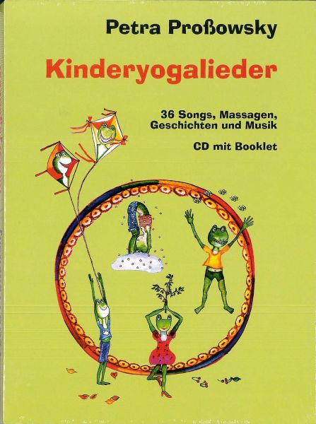 CD - Kinderyogalieder
