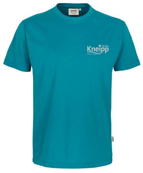 """Herren-T-Shirt mit Logo """"Kneipp-Verein"""""""